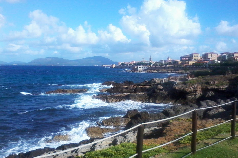 Panorama von Alghero