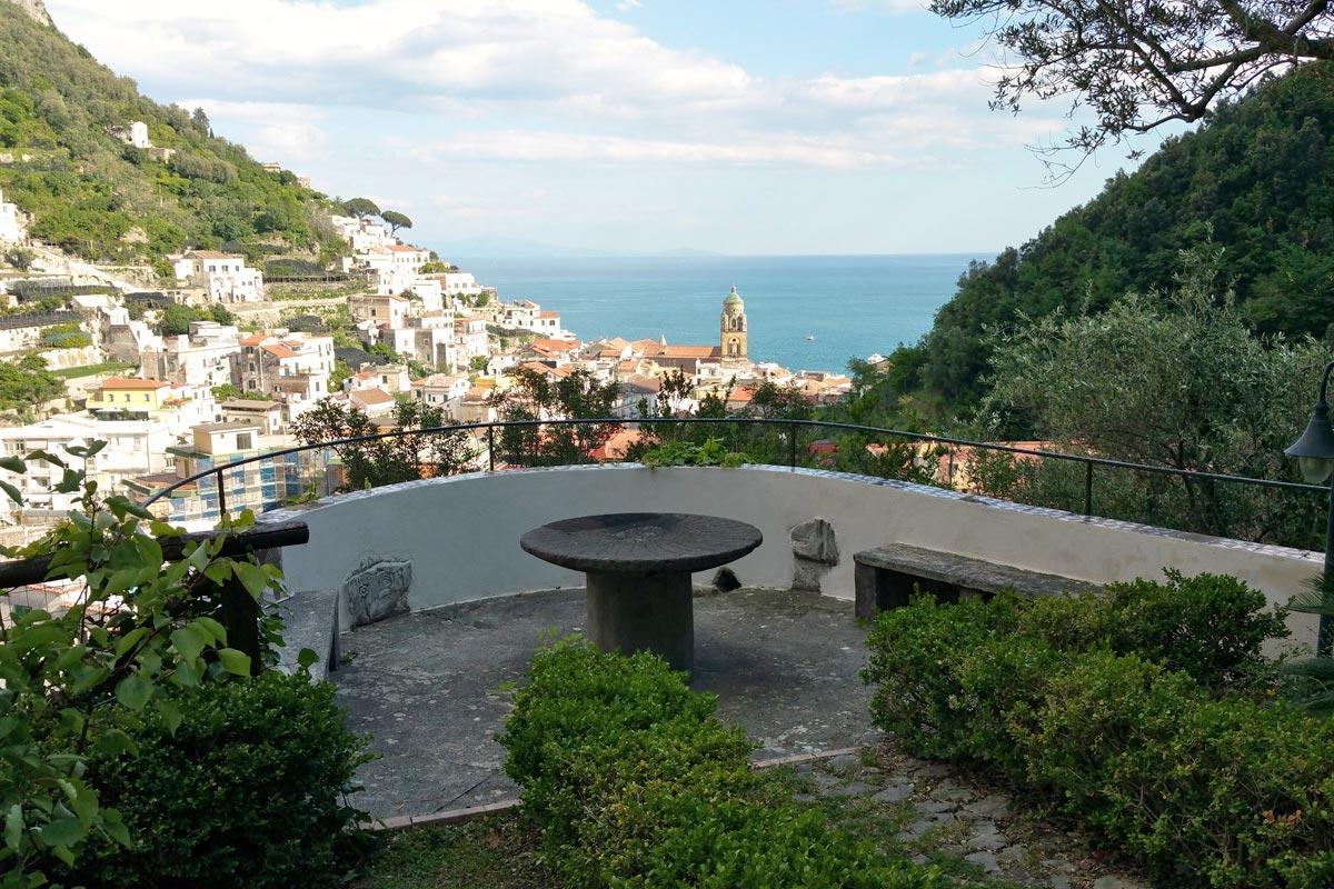 La Valle dei Mulini in Amalfi