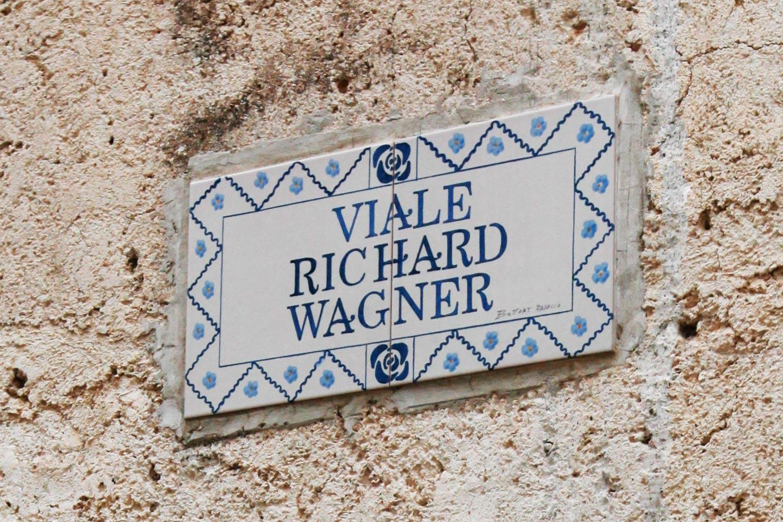 Richard Wagner Weg in Ravello
