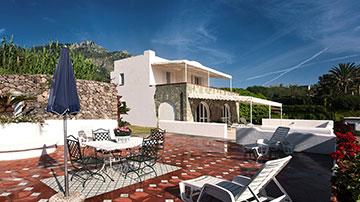 Ischia - Apartments Palummera