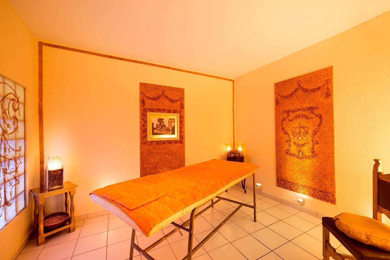 Therapeutische Behandlungen im Castiglione Thermalpark auf Ischia