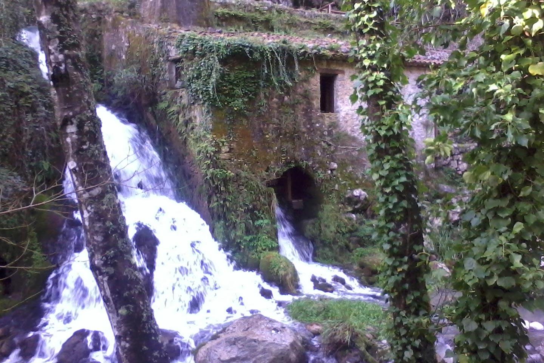 Oase von Morigerati mit Grotte del Bussento im Cilento