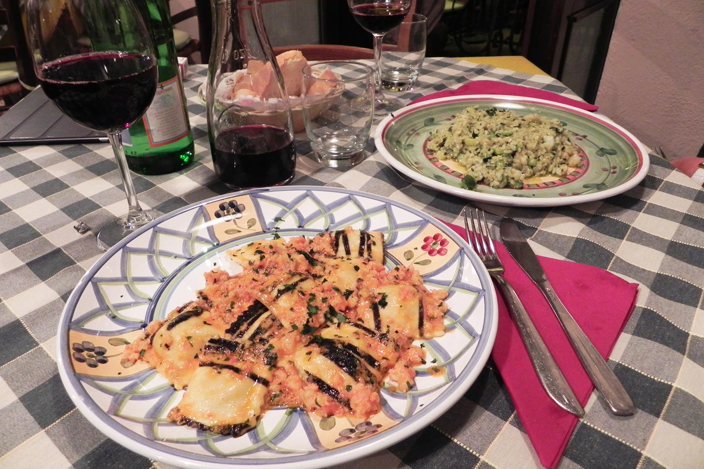Mittelmeer-Diät in Pioppi im Cilento