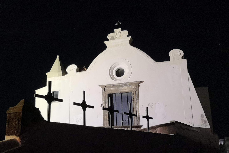 Kirche Soccorso in Forio auf Ischia