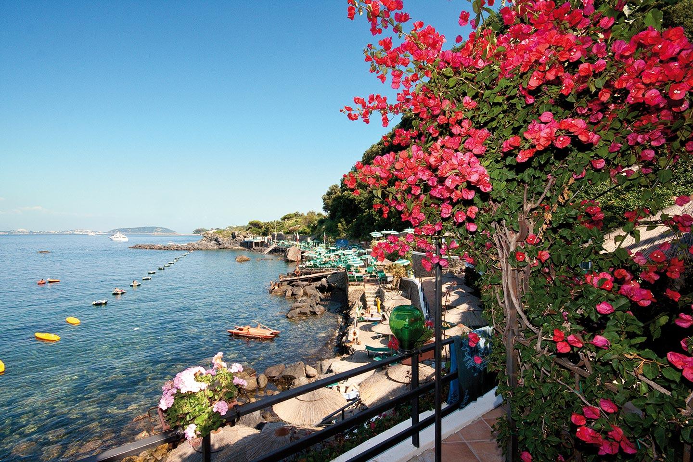 Hotel Bagno O' Vagnitiello auf Ischia