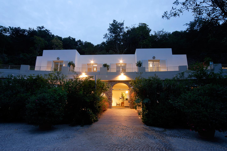 Hotel della Baia auf Ischia