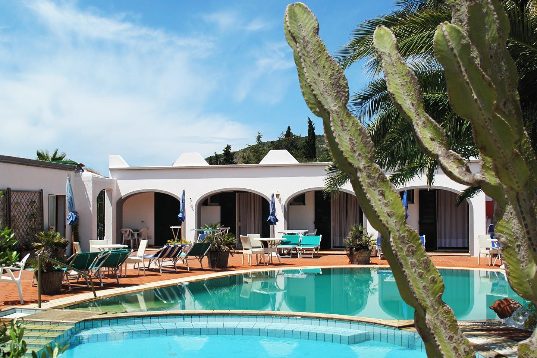 Hotel Lumihe auf Ischia