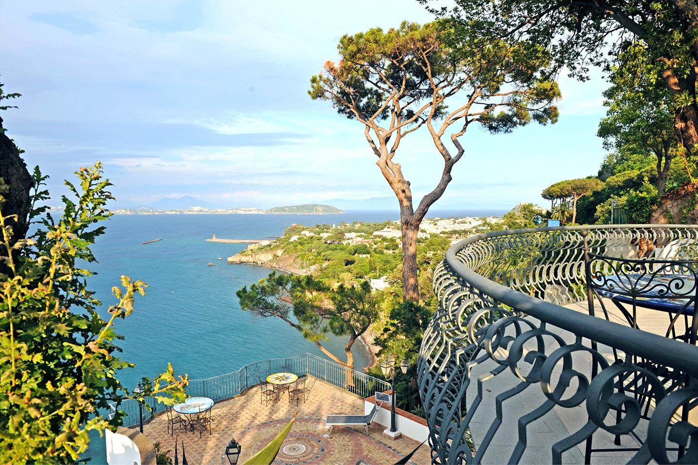 Hotel Mirage auf Ischia