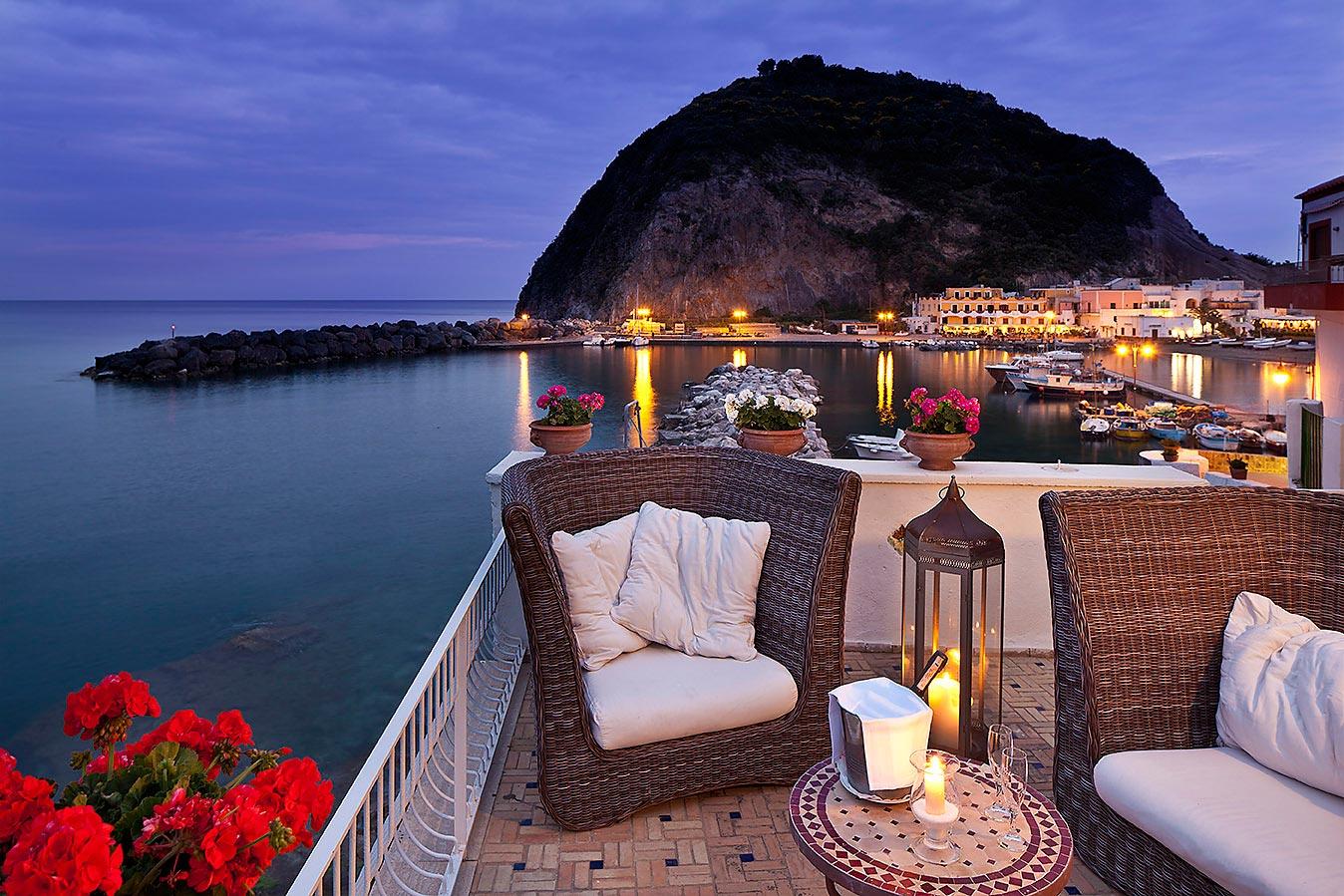 Hotel Miramare auf Ischia