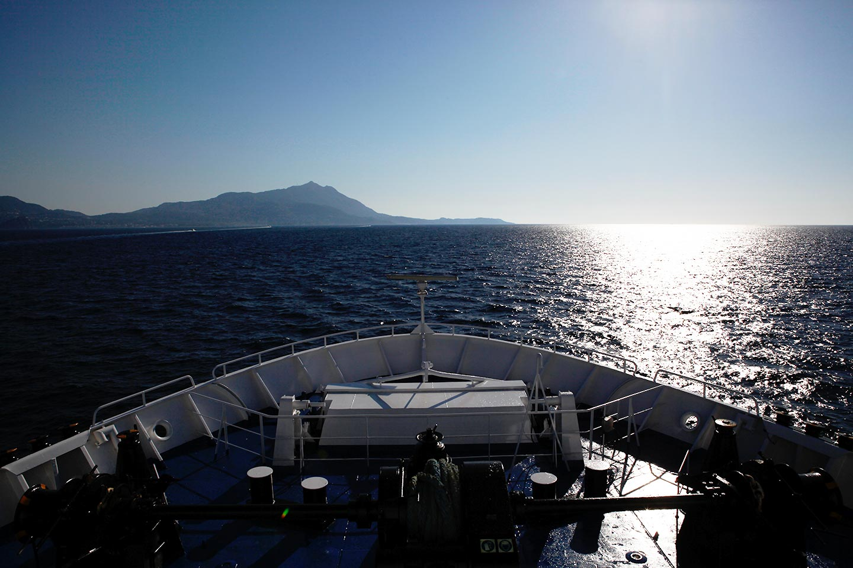 Ischia, die größte Insel im Golf von Neapel
