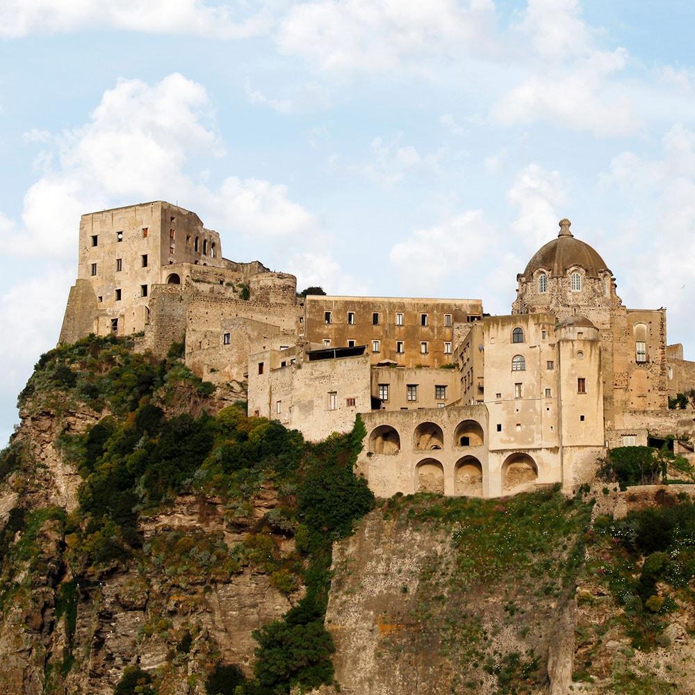 Ischia Symbol - Castello Aragonese