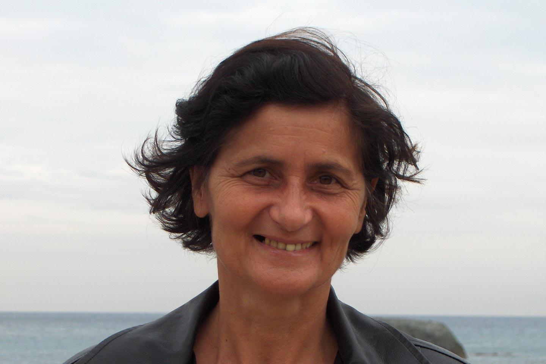 Wanderführerin Assunta auf Ischia