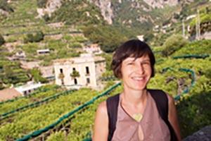 Wanderführerin Daniele
