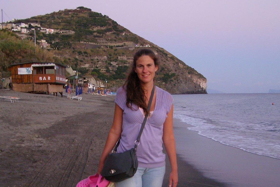 Italienisch lernen mit Francesca auf Ischia