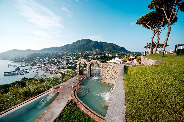 Wellness im Hotel San Montano auf Ischia