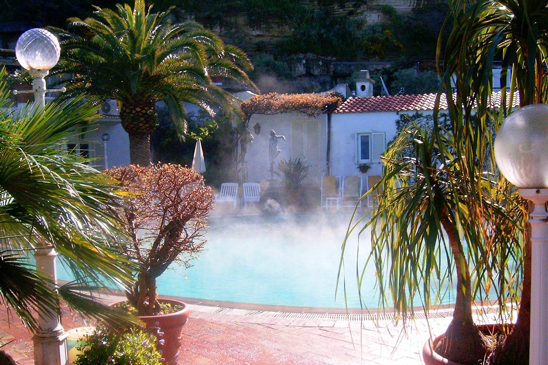 Wellness im B&B Semiramis auf Ischia