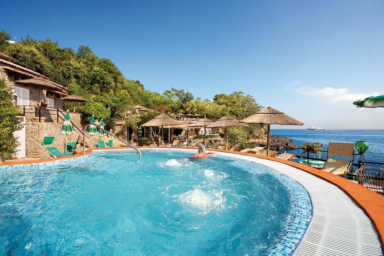 Wellness im Hotel Bagno Vagnitiello auf Ischia