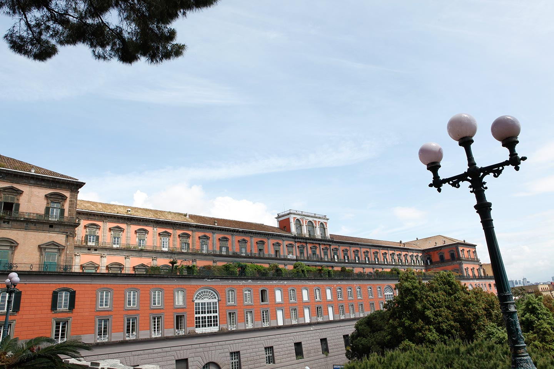 Palazzo Reale - Königspalast in Neapel