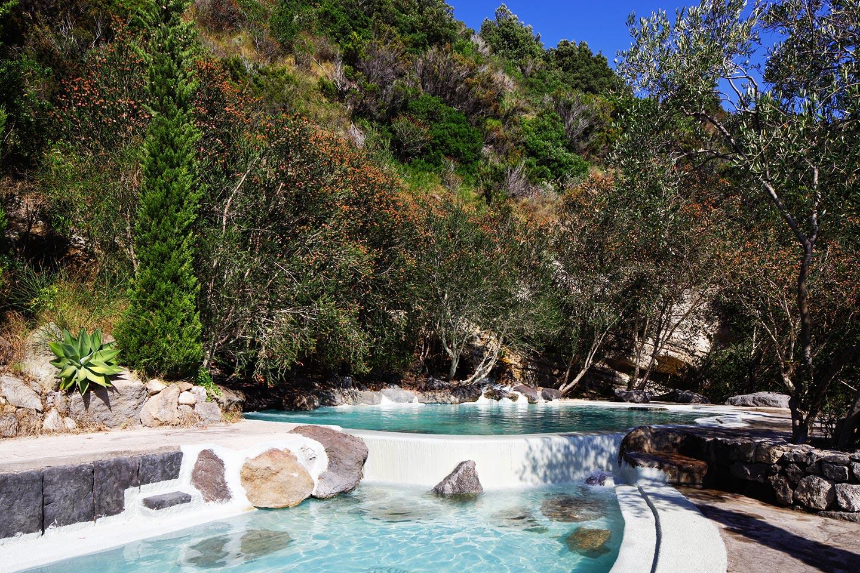 NEGOMBO Thermalwasserpark auf Ischia