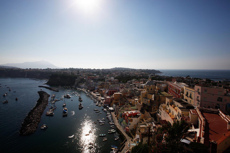 Marina della Corricella - Insel Procida