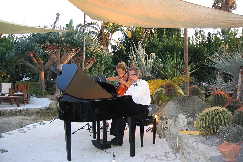 Von Puccini bis Verdi auf Ischia