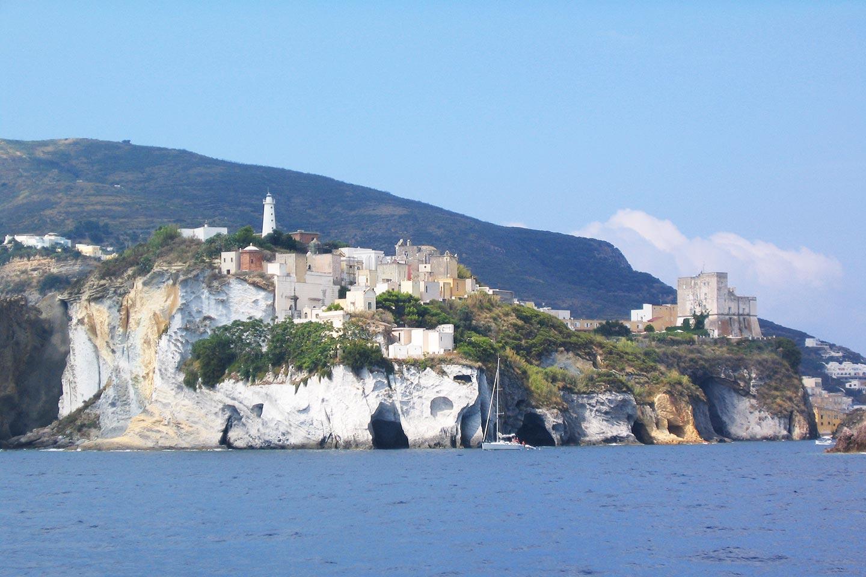 Landzunge der Madonna - Insel Ponza