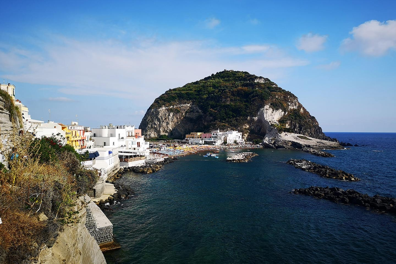 Sant Angelo, die Perle der Insel Ischia