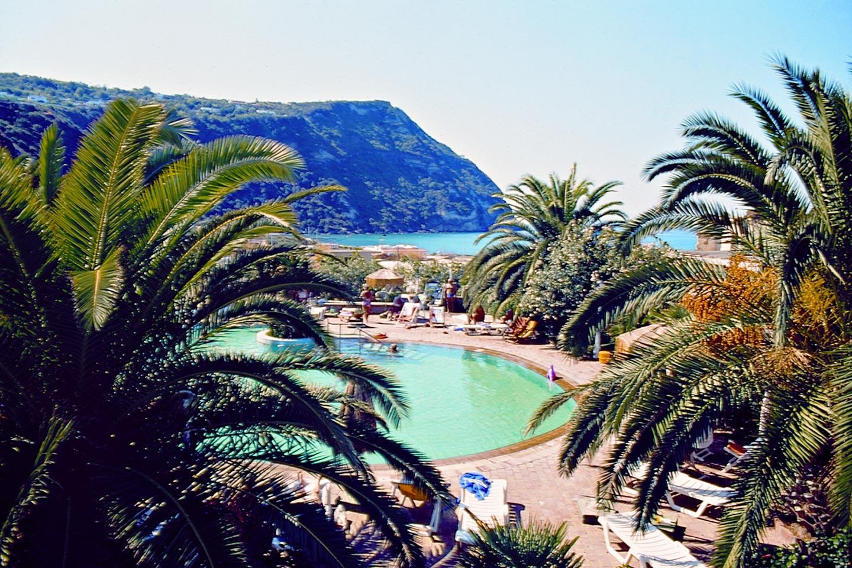 Hotel Semiramis auf Ischia