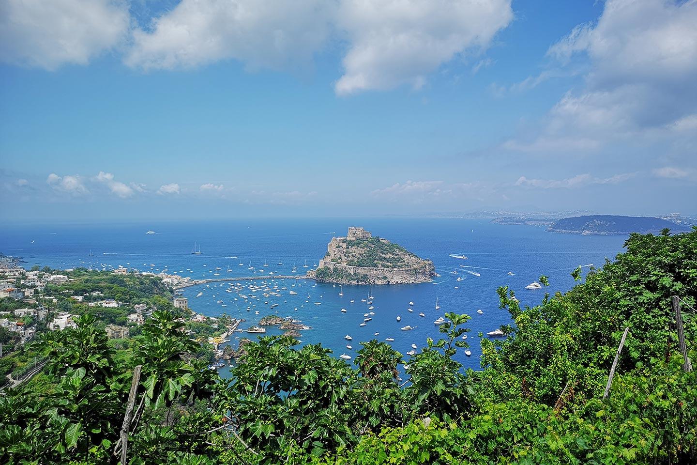 Trekking Richtung Piano Liguori auf Ischia