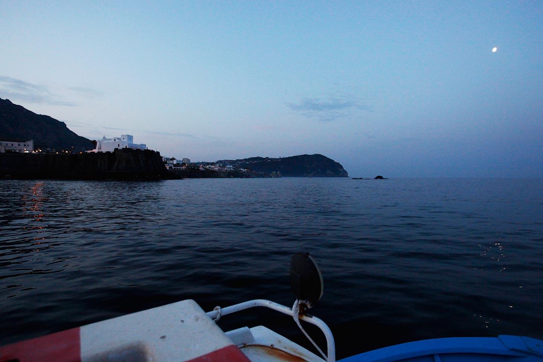 Morgendlicher Ausflug aufs Meer