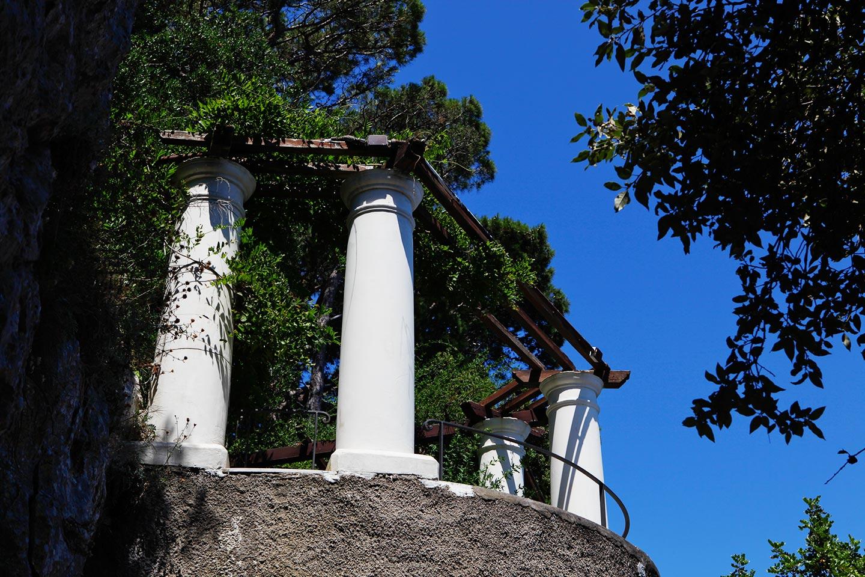 Belvedere der Villa San Michele auf Capri