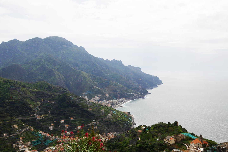 Panorama von Ravello